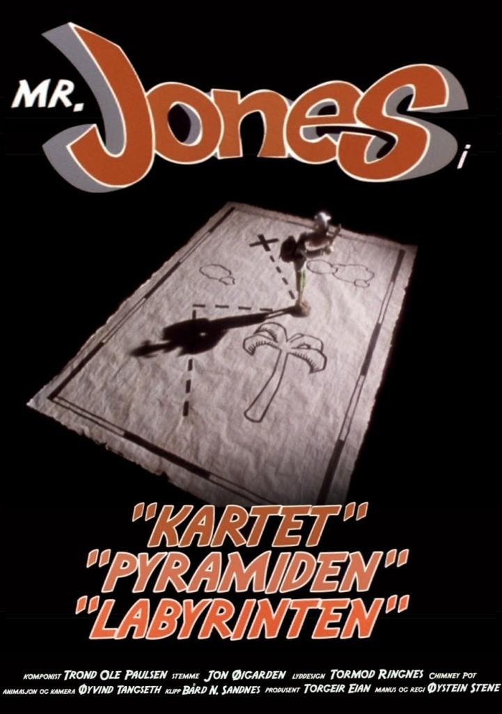 Mr. Jones, tre animasjonsfilmer à 6 minutter.